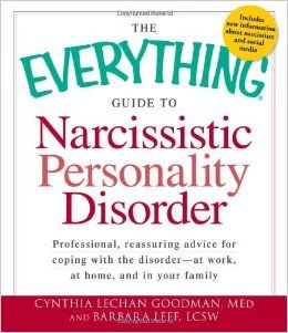 how to help a narcissistic person