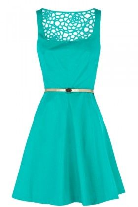 Florence Skater Dress from Oasis - $113.00  - trendme.net