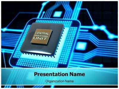 best computer powerpoint template images on, Templates