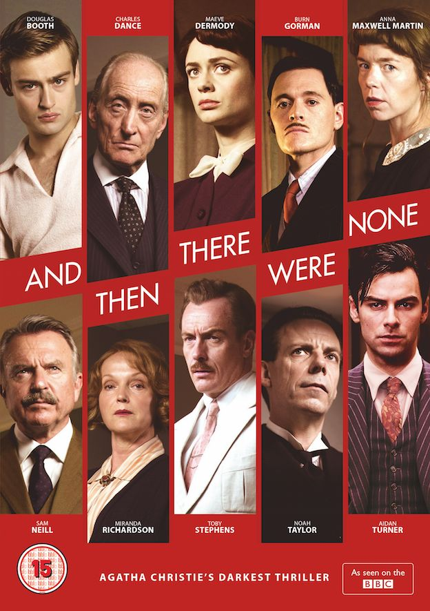 Agatha Christie's dark, ruthless offering | And Then There Were None