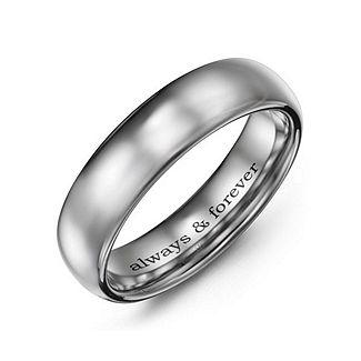 Future wedding ring for him  Jewlr