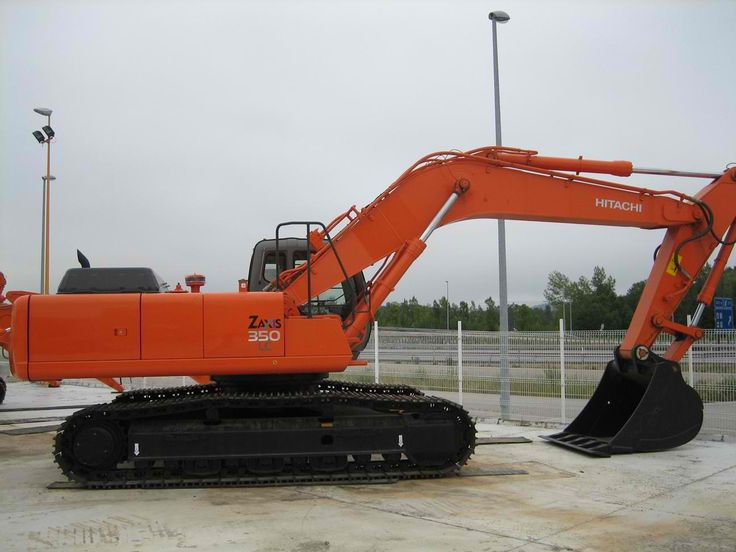 For sale cheap Excavator HITACHI ZX350LC Second Hand. Manufacture year: 2005. Working hours: 10. Weight: 33000 kg. Excellent running condition. Ask us for price. Reference Number: AC3642. Baurent Romania.
