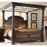 Amazing Canopy Bed From RC Willey