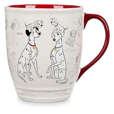 Your WDW Store - Disney Coffee Cup Mug - 101 Dalmatians Mug
