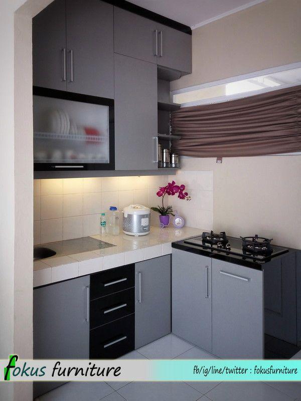 Kitchen Set Di Citra Indah Cileungsi Jonggol Fokusfurniture Com