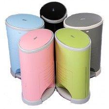 Dekor Plus - Poubelle à couches colorées