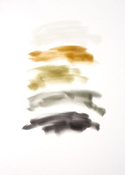 Michael Třeštík, Untitled, 2015, PanPastel, A1