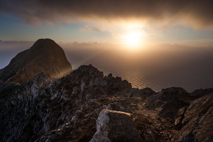 Kalamos Peak, Anafi