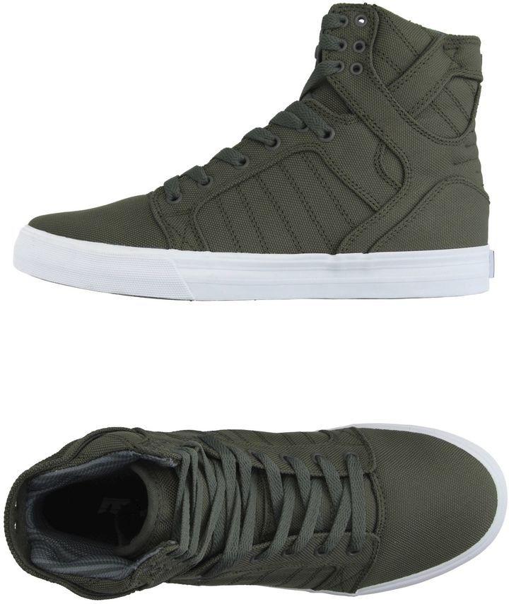 official photos 46bf9 c4362 Supra Sneakers at ShopStyle. TenisZapatillasHombresEstilos ...
