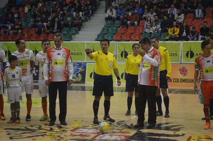 Sanpas derrotó 4-3 Utrahuilca #FútbolRevolucionado #ElfutsalEsNuestro