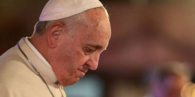 """Sanhedrin Warns Pope Francis: Godly Judgment May Prove """"Very Risky"""" Read more at http://www.breakingisraelnews.com/45320/sanhedrin-pope-francis-godly-judgment-may-prove-very-risky-jewish-world/#VTrqhcUcjZK5cLTY.99"""