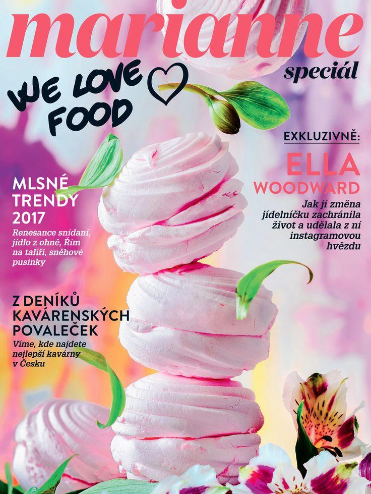 Speciál o jídle a lidech, kterým se stalo vášní i kariérou - MARIANNE WE LOVE FOOD!