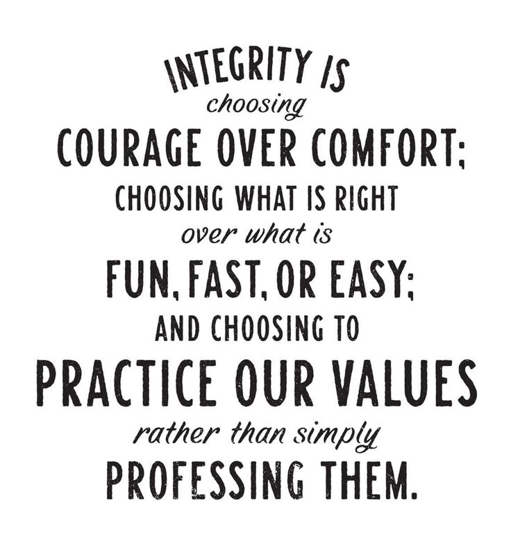Quotes About Integrity Best 25 Integrity Quotes Ideas On Pinterest  Be Strong Straight .