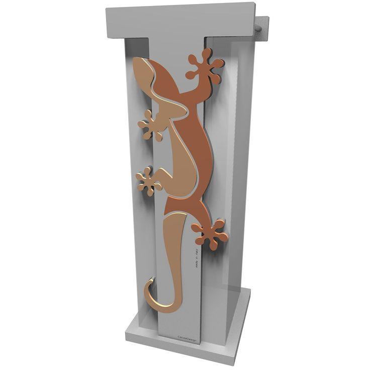 Paragüero Umbrella holder perteneciente a la colección Gecko de CalleaDesign. Cuenta con un original y diseño único. Ha sido diseñado en Italia y cuenta con varias combinaciones de colores.