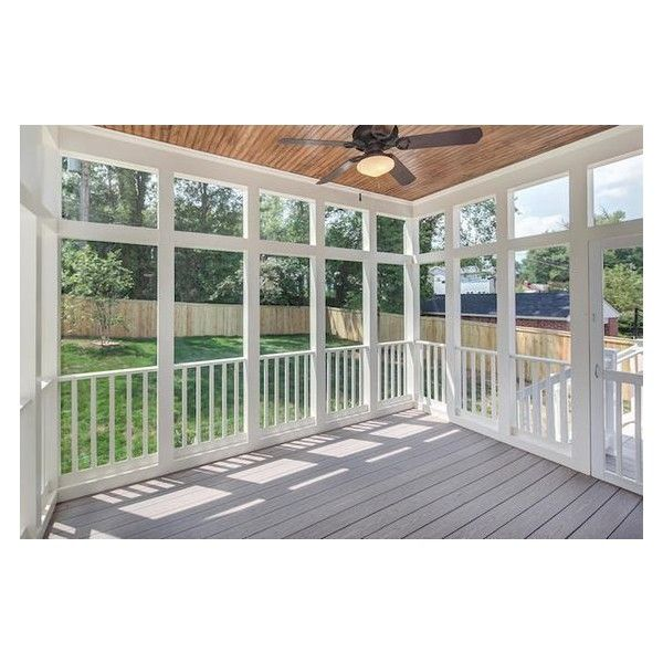 2017 Screened In Porch Cost   Screened In Porch Prices, Cost To Build ❤  Liked