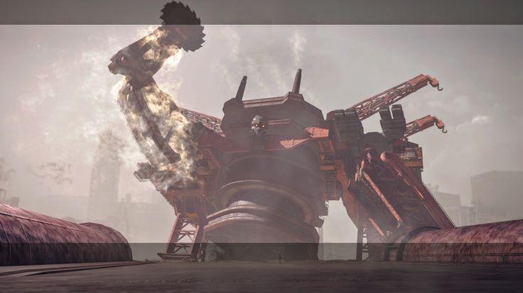 Photo de l'album NieR Automata Demo (PS4) - GooglePhotos