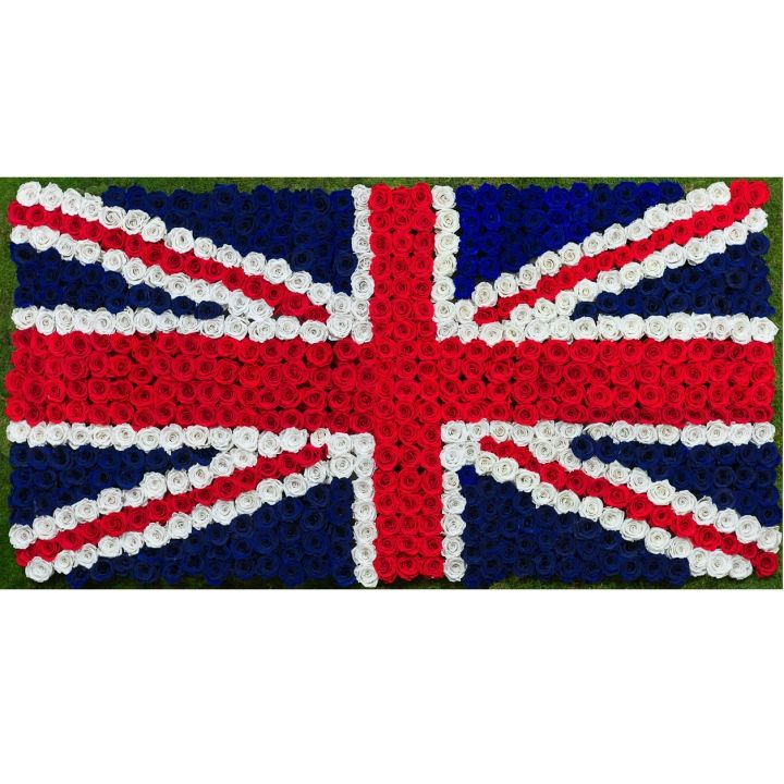 Union Rose Flag - they cost up to £9500!