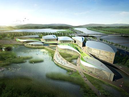 Suncheon International Wetlands Center