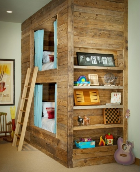 Bunk Beds - Home and Garden Design Ideas