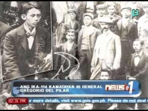 [News@1] Xiao Time: Ang ika-114 kamatayan ni Heneral Gregorio Del Pilar - YouTube   http://www.youtube.com/watch?v=C4v8XNlzsCc&list=PL4npoH__cgW2h1CWhTrgjqQDzuZ5IrZMr
