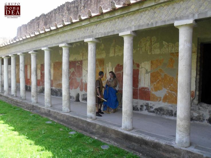 Oltre 1000 idee su villa romaine su pinterest pompei la rome antique e mos - La villa romaine antique ...