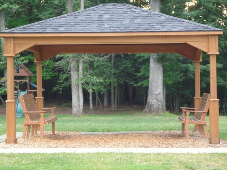 7 Best Gazebos Pavilions And Pergolas Images On