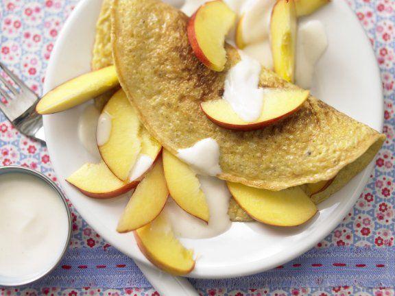 Leichtes Hirse-Omelett Rezept | EAT SMARTER