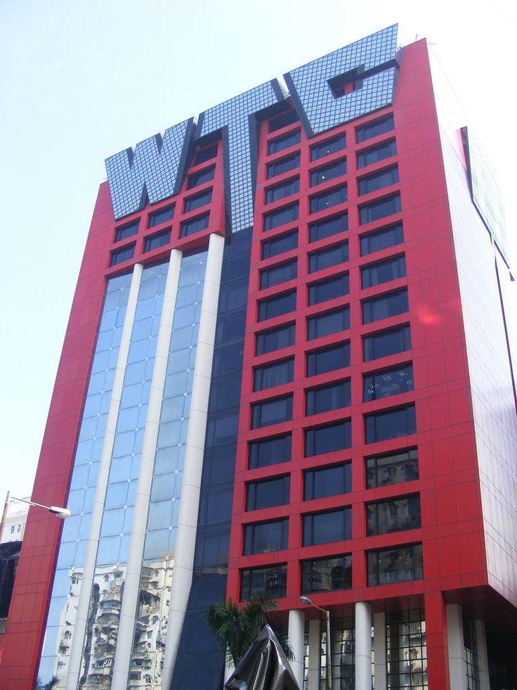 World Trade Centre, Macau, Manuel Vicente, 1996