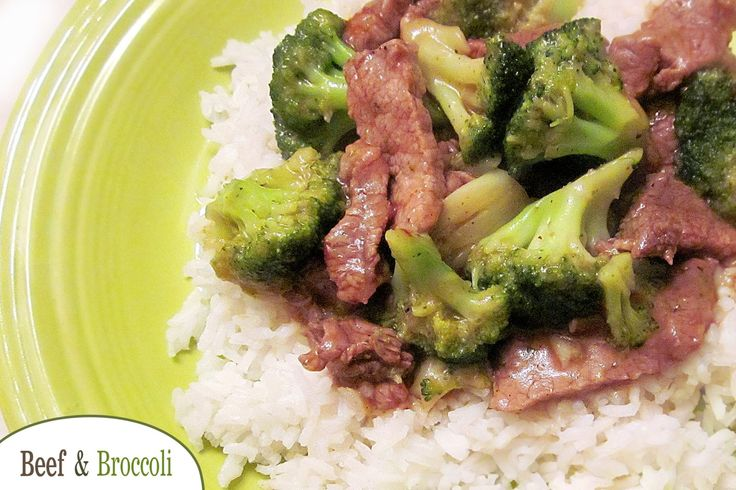 Diddles and Dumplings: Beef & Broccoli