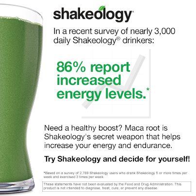 Shakeology Benefits