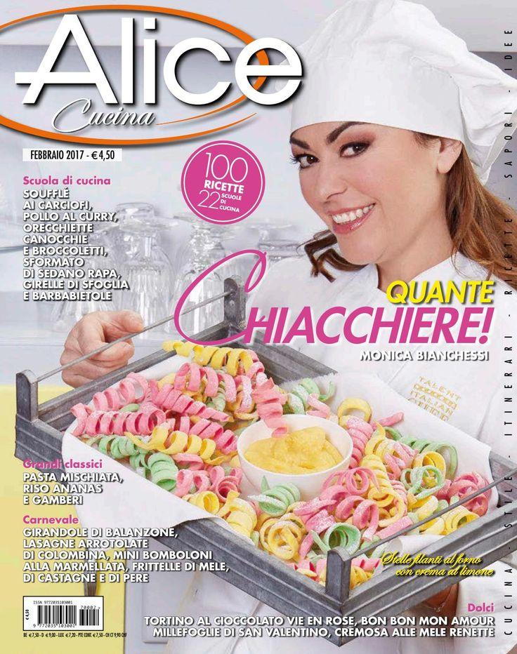 Alice cucina febbraio 2017 mar