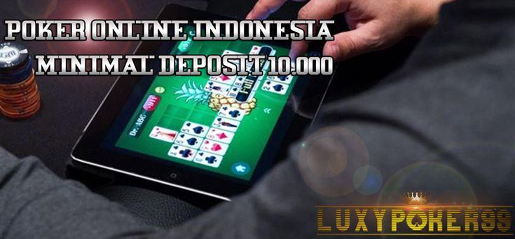 Belajar backdoor flush di permainan poker online indonesia dengan minimal deposit murah yakni 10000 saja sudah dapat mencoba backdoor di game poker online.