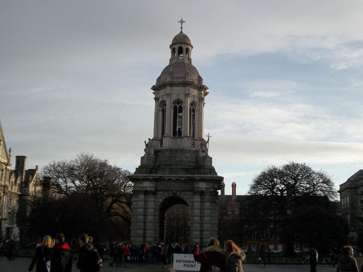Dublin , Trinity College