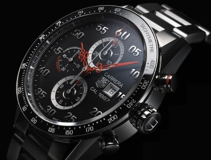 TAG Heuer Carrera Calibre 1887 Time Machine Nendo Japan Limited Edition Watch