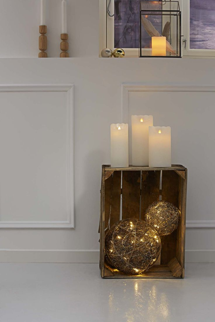 Ball & Maja | Christmas by nordlux | Inspiration | Christmas | Nordic and Scandinavian style | Light | Decoration | LED | Diode