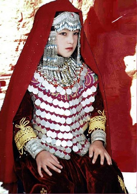 A Hazara (descendant of the Mongolians) from Afghanistan. (source)