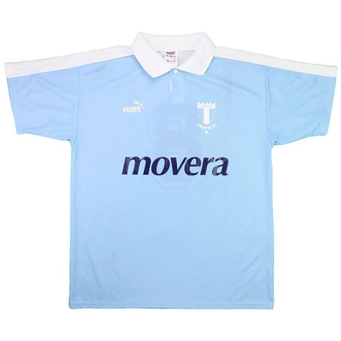 1995-96 Malmö FF UEFA Cup Puma