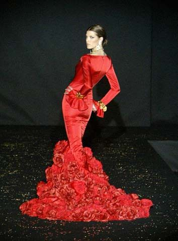 tirititran | tirititranes | koska flamenco on monikossa ...: Fashion Flamenca