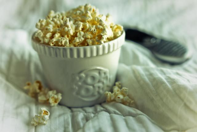 The History of Popcorn (Cornell Note Taking Method)