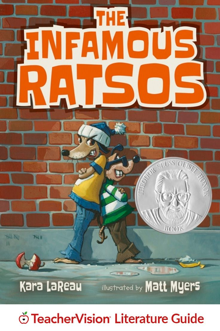 "With a focus on social and emotional learning issues, the 2017 Theodor Seuss Geisel Honor book ""The Infamous Ratsos"" is an excellent resource for helping students think about self-awareness and control. Use this elementary reading and literature discussion guide to foster a dialogue about how persistence and grit are different from ""toughness."" (Grades K-3)"