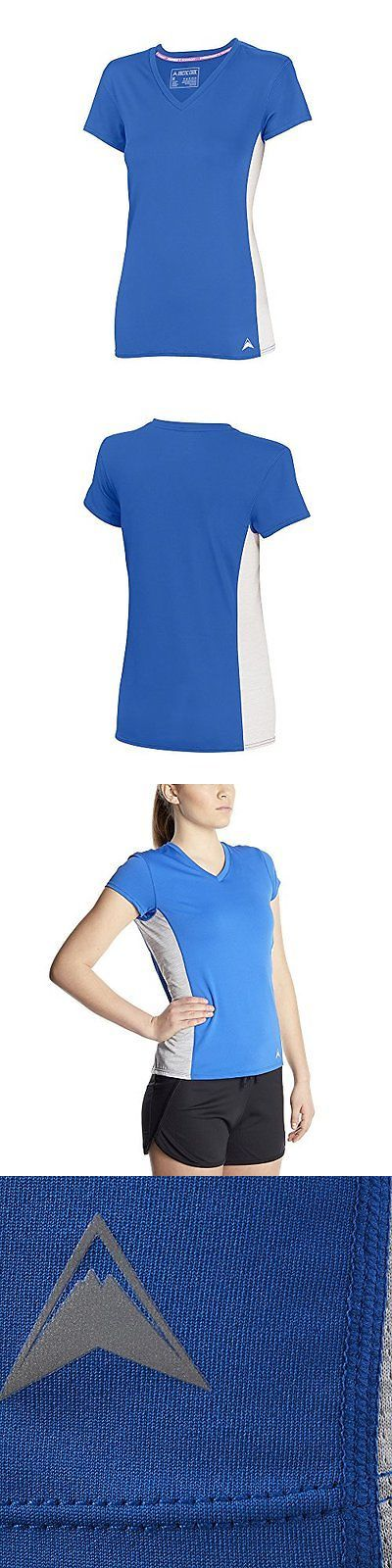 Gym Towels 179801: Arctic Cool Women S V-Neck Instant Cooling Shirt W Mesh -> BUY IT NOW ONLY: $44.43 on eBay!