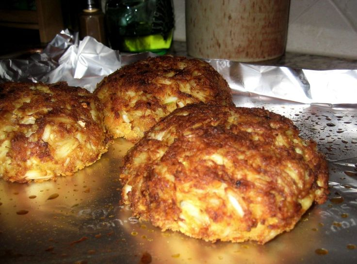 Best Gluten Free Crabcake Recipe I ever tried. #crabcakes #glutenfree #glutenfreecrabcakes  http://paleoheretic.com/the-perfect-gluten-free-crab-cake/