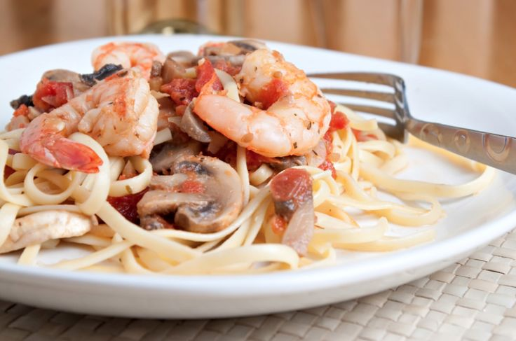 Champagne Shrimp and Angel Hair Recipe