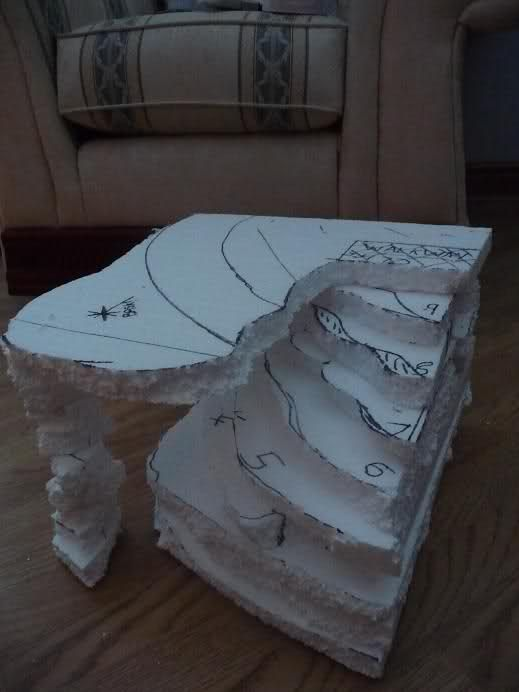 Fake Rock Build for Bearded Dragon - Reptile Forums