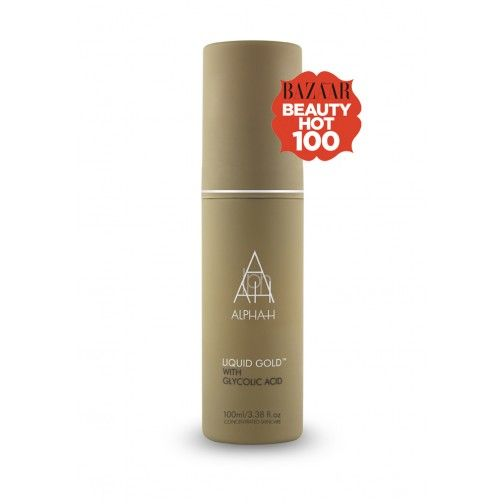 Alpha-H Liquid Gold 100ml  http://www.beautybay.com/skincare/alphah/liquidgold?utm_source=google%2Bshopping&utm_medium=organic&utm_campaign=shopping%2Bfeed&selectedSku=ALPH0019F&ctyid=us&gclid=CM3Sn5HimMsCFYw2gQod5QMBJQ