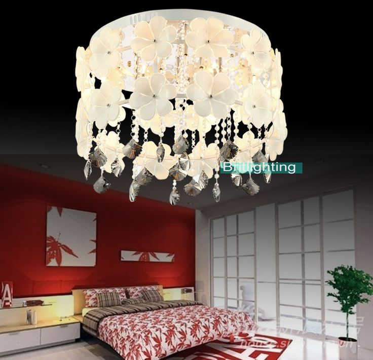 ceiling lamp bedroom modern ceiling lights living room contemporary crystal lighting for bedroom ceiling led light E14 E12-in Ceiling Lights from Lights & Lighting on Aliexpress.com | Alibaba Group