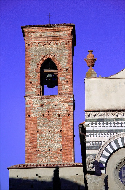 Campanile Chiesa San Bartolomeo Pistoia