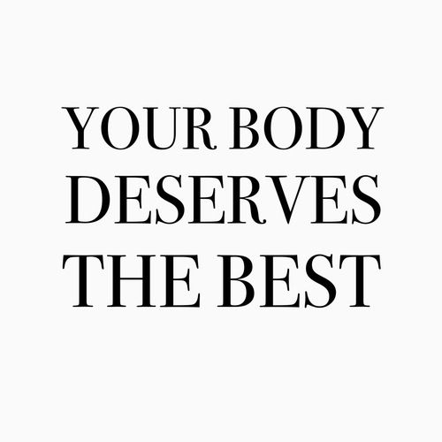 Your Body Deserves The Best #FunFit  - http://www.top.me/fun-fit/your-body-deserves-the-best-7051.html