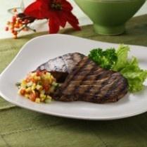 STEAK TUNA SAUS SALSA MANGGA http://www.sajiansedap.com/mobile/detail/3906/steak-tuna-saus-salsa-mangga