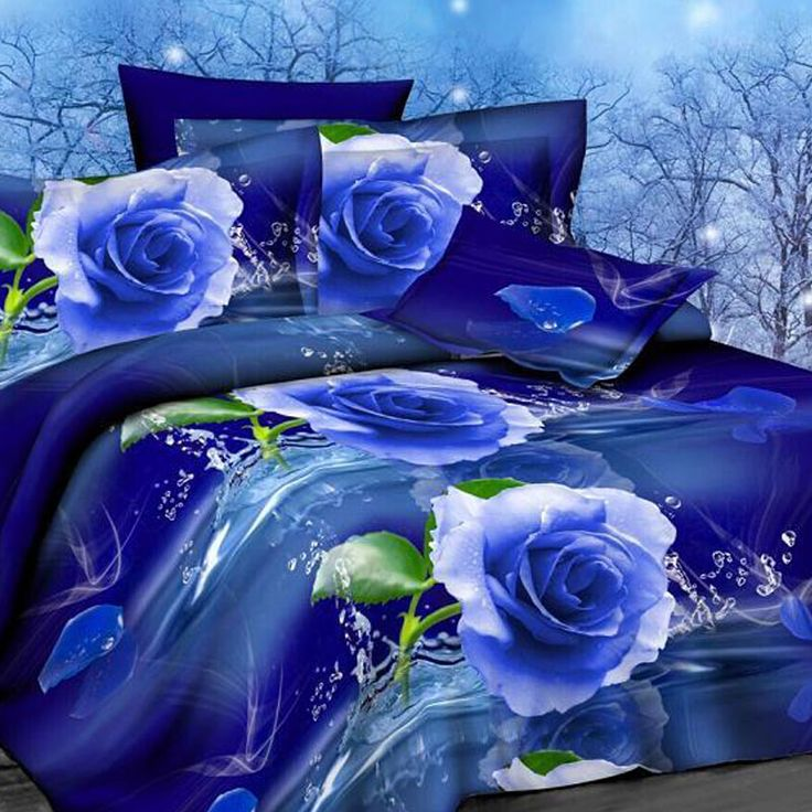 barato okco flor 3d conjunto de cama txteis lar 4 pcs set famlia incluem